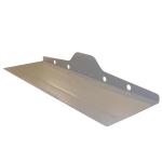 Newstar Universal Keyboard & Mouse Shelf (width: 75 cm) - Silver