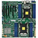 Supermicro X11DAi-N Intel C621 LGA 3647 (Socket P) Extended ATX server/workstation motherboard