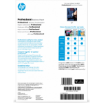 HP 7MV83A printing paper A4 (210x297 mm) Gloss 150 sheets White