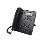 Cisco Unified IP 6941 IP phone Black Wired handset LCD CP-6941-C-K9