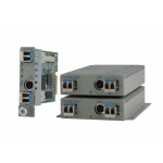 Omnitron 8200-2 network equipment chassis
