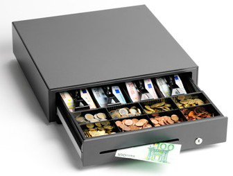 Cashdrawer Cb2002fn Grey