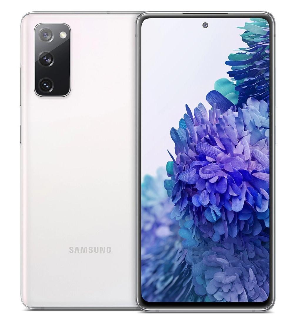 """Samsung Galaxy S20 FE SM-G780G 16.5 cm (6.5"""") Dual SIM 4G USB Type-C 6 GB 128 GB 4500 mAh White"""