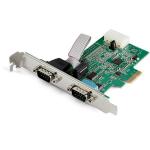 StarTech.com PEX2S953 interface cards/adapter Internal Serial