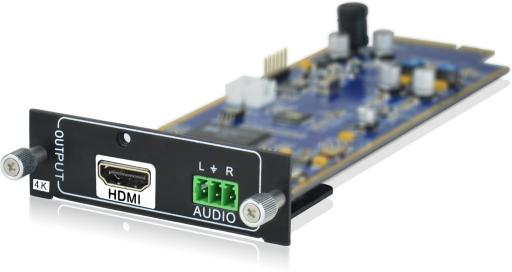 VivoLink Seamless 4K IN HDMI & Analog