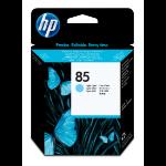 HP 85 licht-cyaan DesignJet printkop