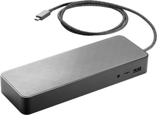 HP USB-C Universal Dock USB 3.0 (3.1 Gen 1) Type-C Black