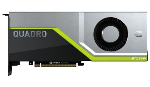 PNY VCQRTX6000-PB graphics card NVIDIA Quadro RTX 6000 24 GB GDDR6