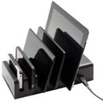 VisionTek 900855 charging station organizer Desktop mounted Black