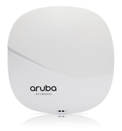 Aruba, a Hewlett Packard Enterprise company IAP-325 1750Mbit/s Power over Ethernet (PoE) White