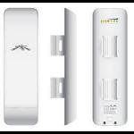 Ubiquiti Networks Nanostation M2 802.11b/g/n MIMO Antenna, WiFi Wireless Outdoor CPE, 13+ km