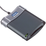 HID Identity OMNIKEY 5325 Indoor USB 2.0 Grey smart card reader