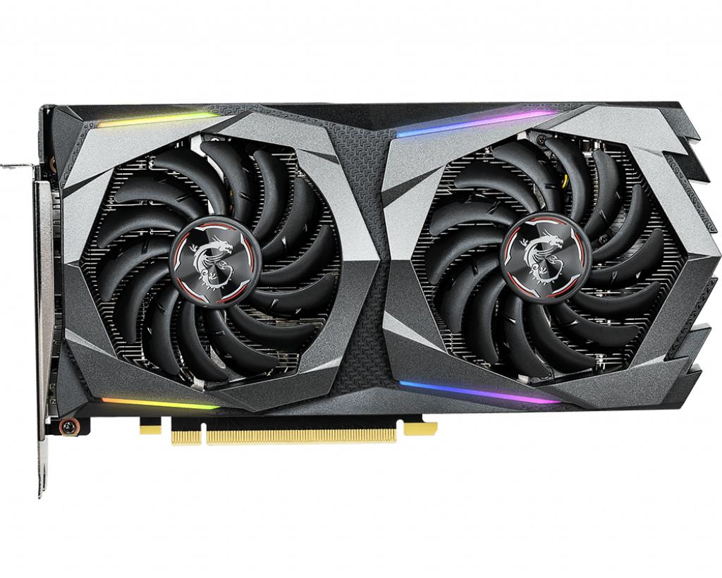 MSI V379-001R graphics card GeForce GTX 1660 6 GB GDDR5