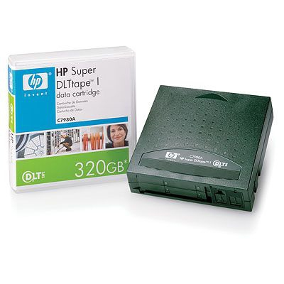 Sdlt Data Cartridge 220/320GB
