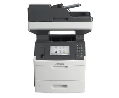 Lexmark MX710de 1200 x 1200DPI Laser A4 60ppm Black,Grey multifunctional