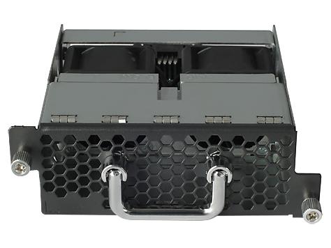 Hewlett Packard Enterprise X712 Back (power side) to Front (port side) Airflow High Volume Fan Tray