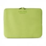 "Tucano Colore 39.6 cm (15.6"") Sleeve case Green"