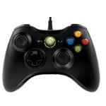 Microsoft Xbox 360 Controller Joystick PC Black