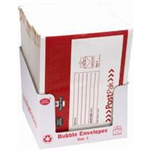PostPak Bubble Envelope Size 3 Pack 40 6217054R