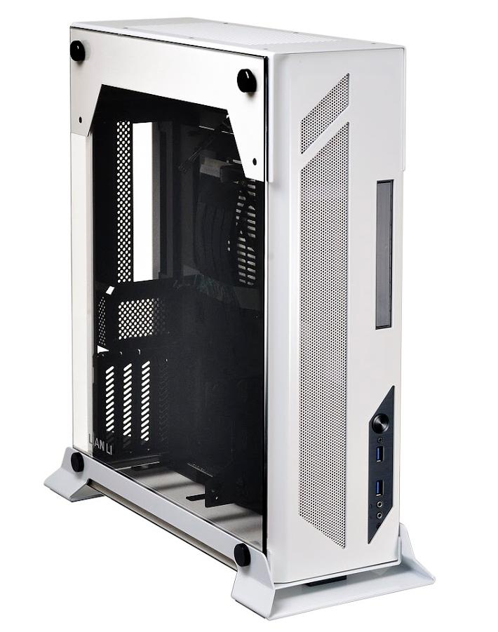 Lian Li PC-O5SW computer case Black,White
