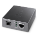 TP-LINK 10/100 Mbps WDM Media Converter