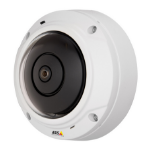 Axis M3027-PVE IP security camera Outdoor Box White