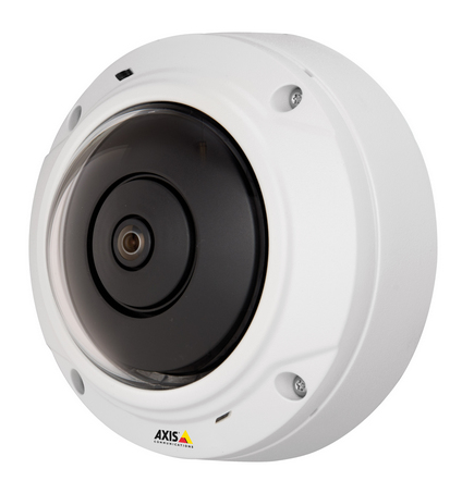 Axis M3027-PVE IP security camera Outdoor Box 2592 x 1944 pixels