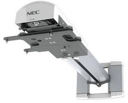 NEC NP05WK Wall White project mount