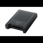 Sony SBACUS30 card reader Black USB