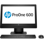 "HP ProOne 600 G3 AiO + AirPods 3.4GHz i5-7500 21.5"" 1920 x 1080pixels Black All-in-One tablet PC"