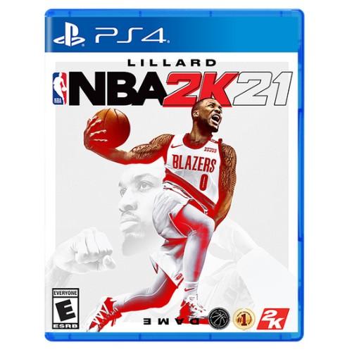 Sony NBA 2K21 Basic PlayStation 4