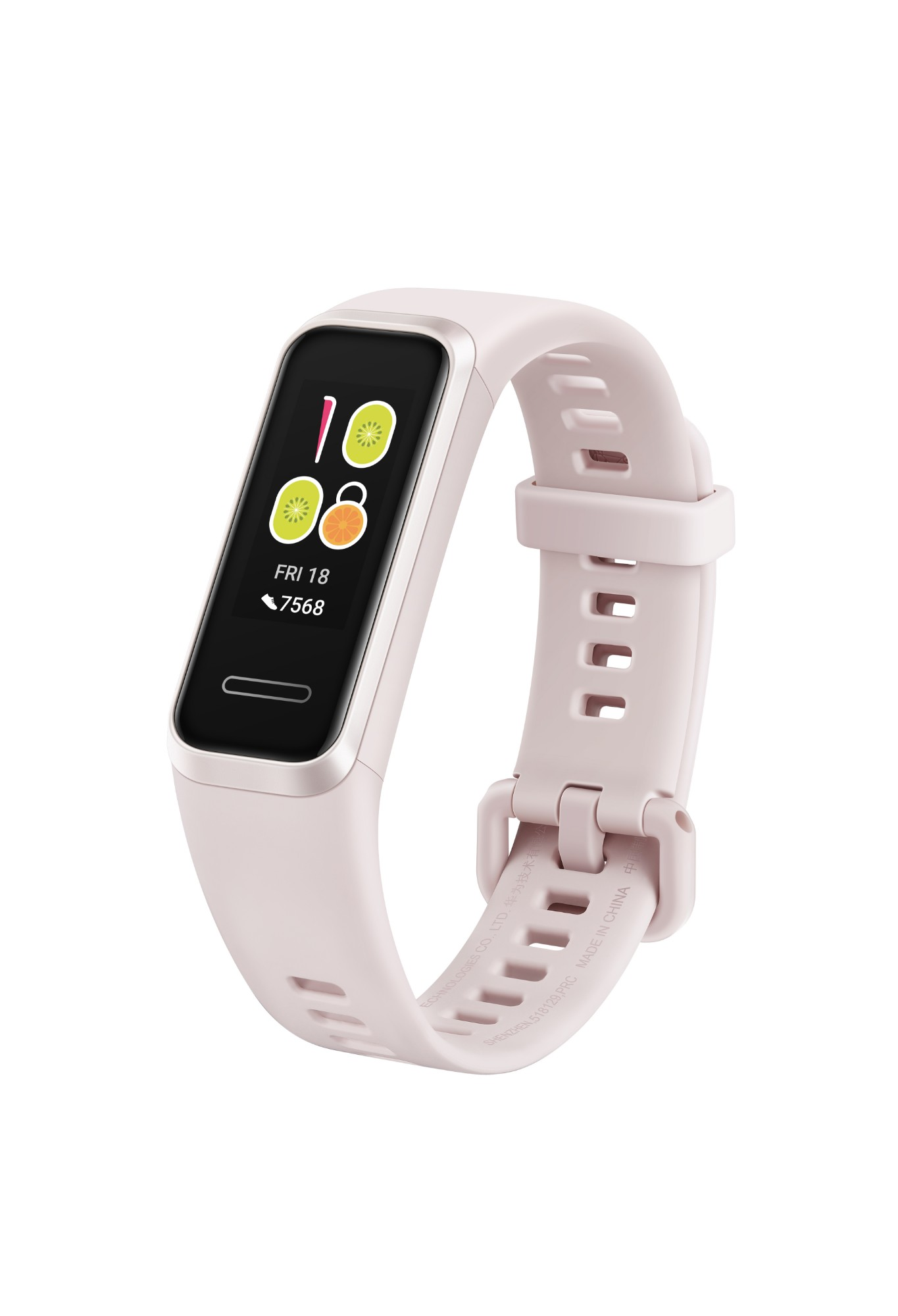 Huawei Band 4 Wristband activity tracker Pink TFT 2.44 cm (0.96