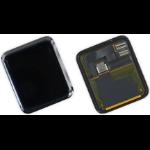 MicroSpareparts Mobile MSPPXAPW1-42-002 smartwatch accessory Black