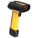 Datalogic PowerScan PD7100 Black, Yellow
