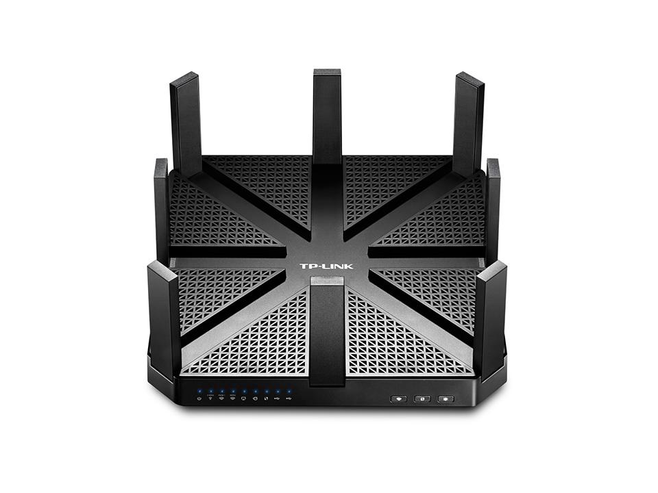 TP-LINK Talon AD7200 Ethernet LAN Black