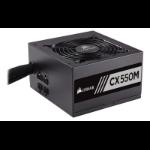 Corsair CX550M power supply unit 550 W 20+4 pin ATX ATX Black