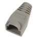 Microconnect Boots RJ-45 Plugs Grey