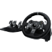 Logitech G920 Wheel + Pedals Xbox One Black