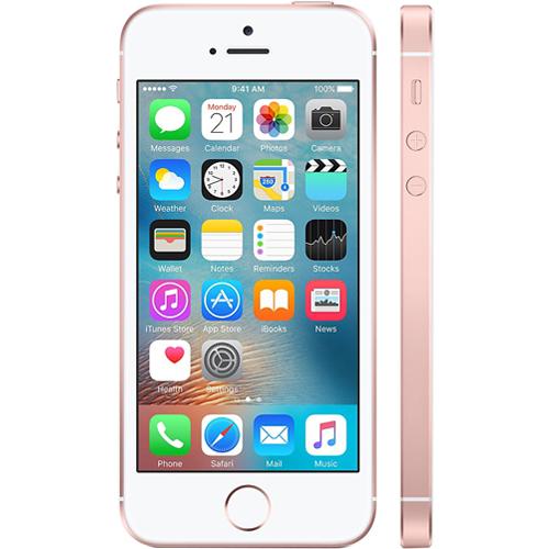 Apple iPhone SE - 16GB, Rose Gold (SIM Free/Unlocked)