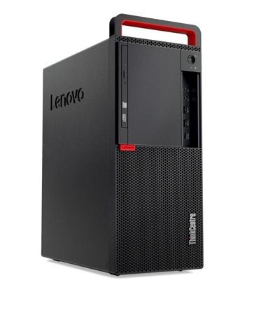 Lenovo ThinkCentre M910 3.6GHz i7-7700 Tower 7th gen Intel® Core™ i7 Black PC