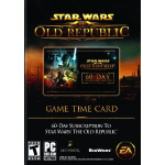 Electronic Arts STAR WARS: The Old Republic, Pre-Paid Time Card