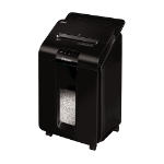 Fellowes 4629201 paper shredder Particle-cut shredding 22 cm Black