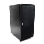 StarTech.com 25U 36in Knock-Down Server Rack Cabinet with Casters RK2536BKF