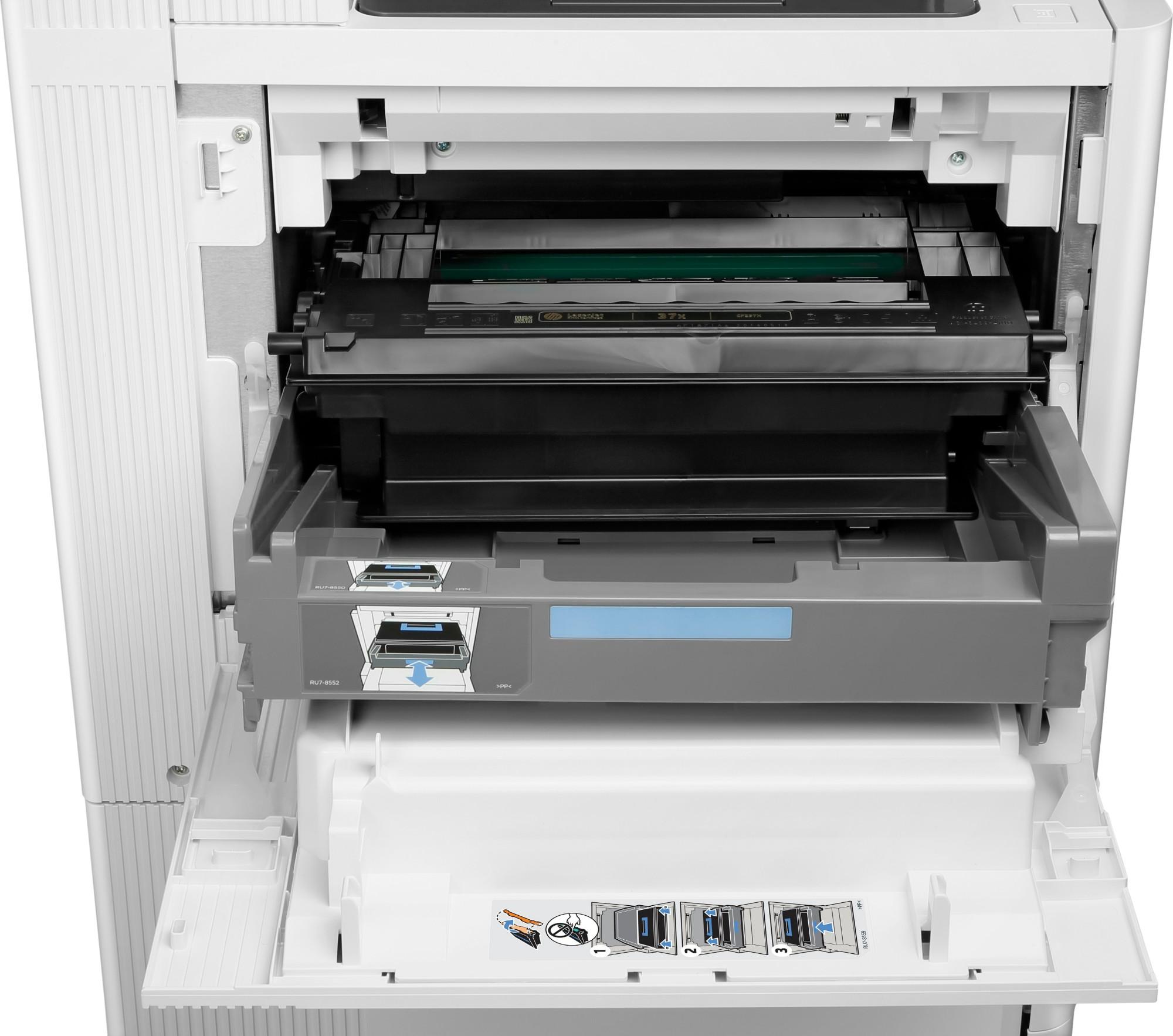 HP LaserJet Enterprise M631h Laser 55 ppm 1200 x 1200 DPI A4