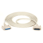 "Black Box 4.5m DB25 serial cable 177.2"" (4.5 m)"