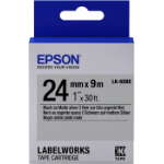Epson LK-6SBE labelprinter-tape