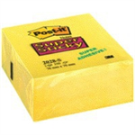 Post-It 2028-S Square Yellow 350sheets self-adhesive note paper
