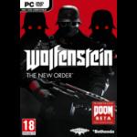 Bethesda Wolfenstein: The New Order Basic English PC