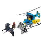 SCHLEICH Dinosaurs Dinosaur Air Attack Toy Figure Set, Unisex, 4 to 12 Years, Multi-colour (41468)