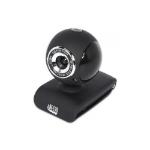 Adesso CyberTrack V10 1.3MP 640 x 480pixels USB 2.0 Black webcam